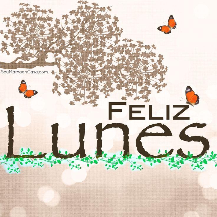 Hola ! Feliz #Lunes #Monday  Para más lindas imagenes haz click !