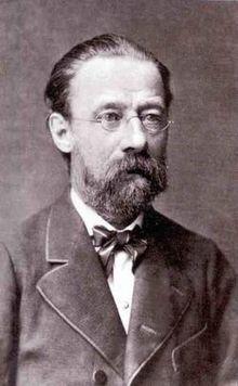 Bedřich Smetana- ( 2.März 1824- 12.Mai 1884 ) war ein bömischer Komponist der Romantik.