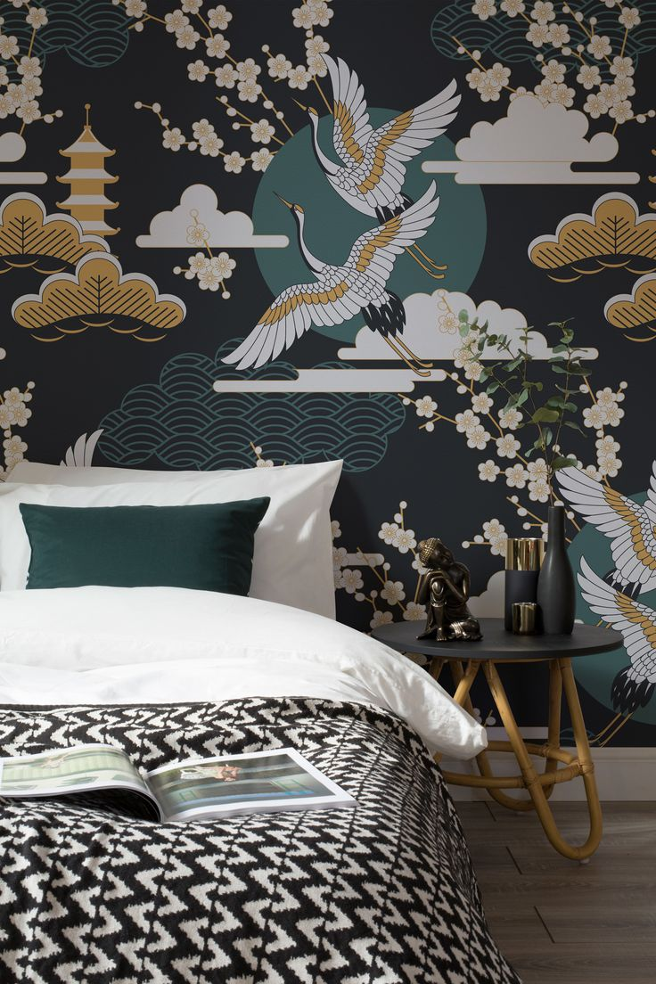 Best 25 wallpaper designs ideas on pinterest house for Designer wallpaper uk
