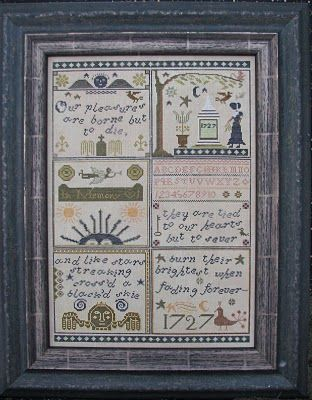 Lisa RoswellSamplers Embroidery, Crosses Stitches Embroidery, Lisa Roswell, Wunderschön Handarbeiten, Crosses Stitches Needlework, Primitives Crosses, Stitches Halloween, Lisa Design, Halloween Crosses