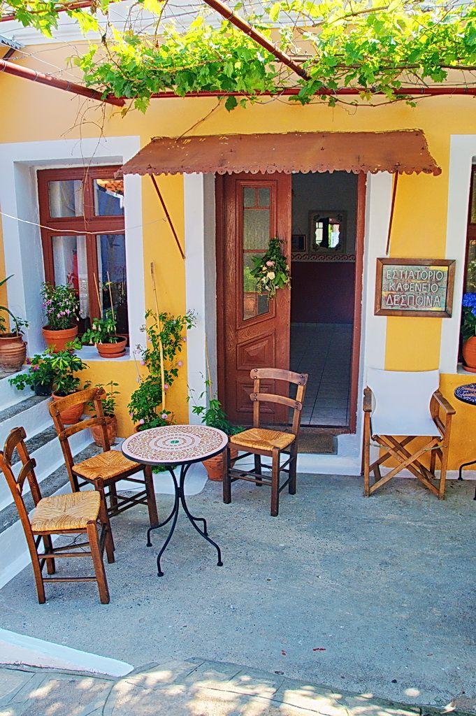Cafe Despoina, Samos, Greece