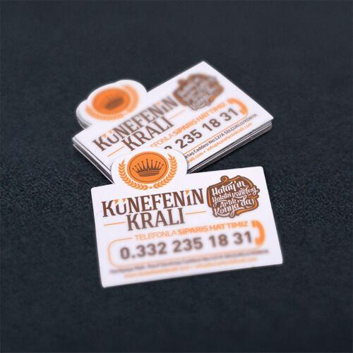 Künefenin Kralı - Magnet Tasarımı - Magnet Design - Restaurant Magnet