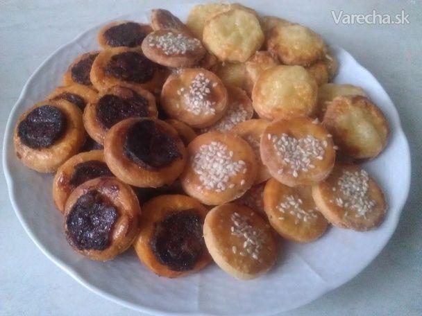 Slané pečivo - bezlepkové (fotorecept)