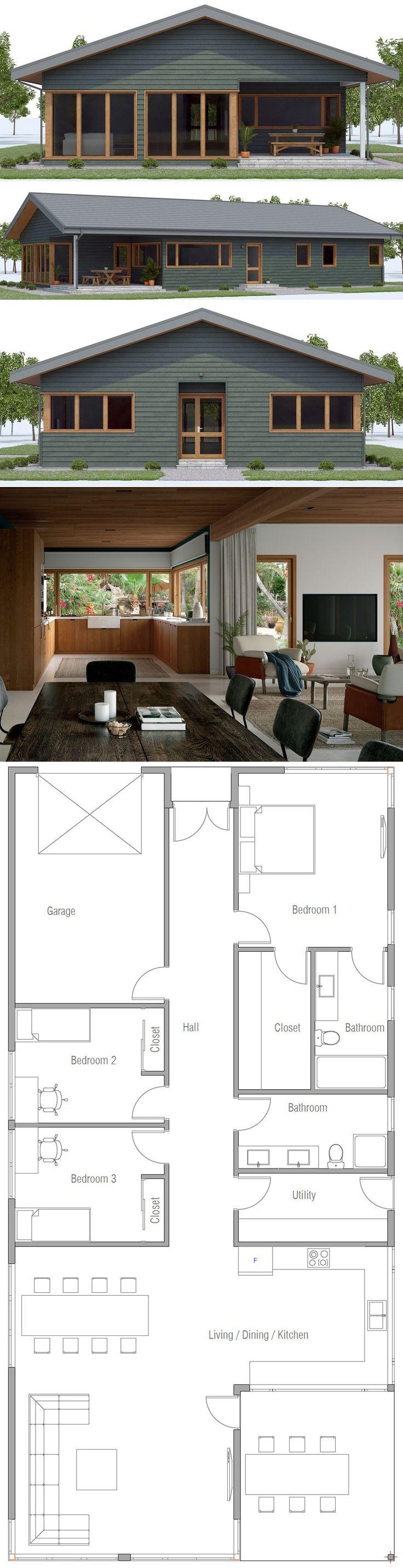 Home Plan CH566