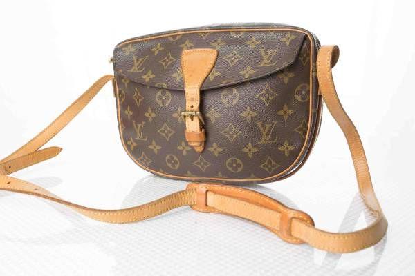 Louis Vuitton Jeune Fille Monogram Browns Cross Body Handbag