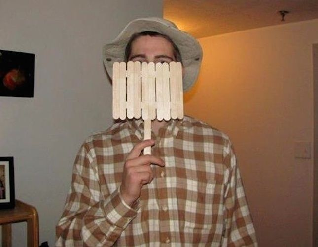 12 best Halloween images on Pinterest Carnivals, Creative and - mens homemade halloween costume ideas