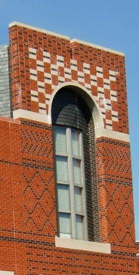 116 best brick design images on pinterest