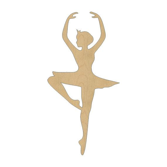 Hey, I found this really awesome Etsy listing at https://www.etsy.com/listing/279072992/ballerina-ballet-dancer-cutout-shape