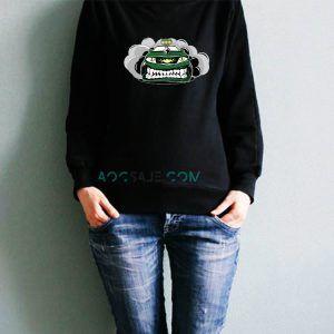I.T. Movie Eddie's Sweatshirt Eddy's Angry Car Unisex Sweater