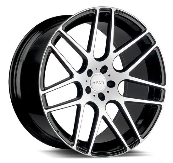 "22"" A006 BM Wheels Staggered Concave Rims For Mercedes Benz Audi #AudioCity"
