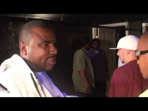 Exclusive J. Jewels filmed behind the scenes look with N.O.R.E., DJ Roy ...