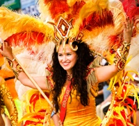 Would love to see the carnival in Brazil