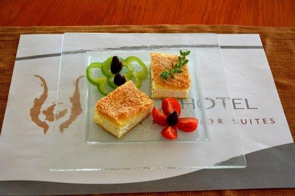 Officially in the program Greek Breakfast -Ελληνικό Πρωινό by the Hellenic Chamber of Hotels. #koshotel #greekbreakfast