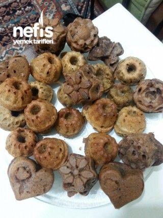 Unsuz Şekersiz Sodalı Kek(sağlıklı Kek)