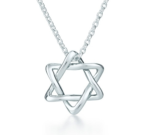 Tiffany & Co. | Item | Elsa Peretti® Star of David pendant in sterling silver, 12 mm wide. | United States