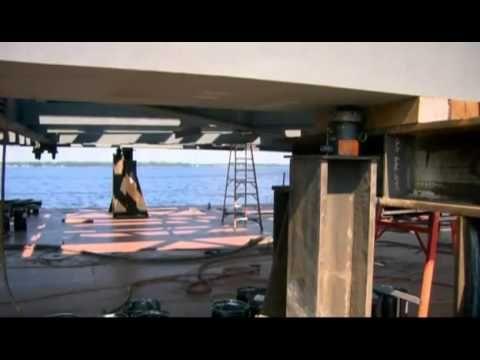 TV Extreme Engineering 03x04 Woodrow Wilson Bridge DVDXVID - YouTube