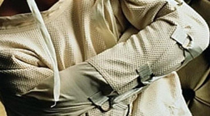 Смирительная рубашка фото в алматы