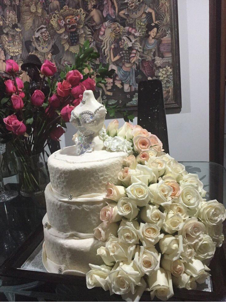 Ponque de novia