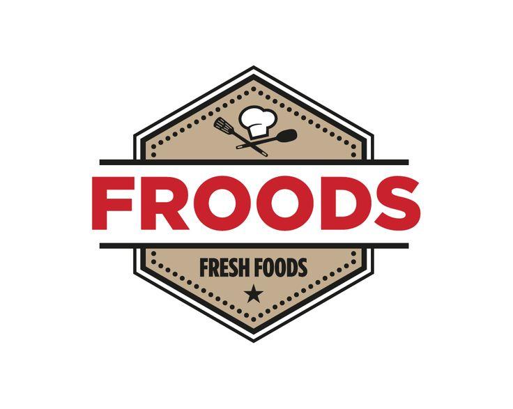 Logo Design voor Froods