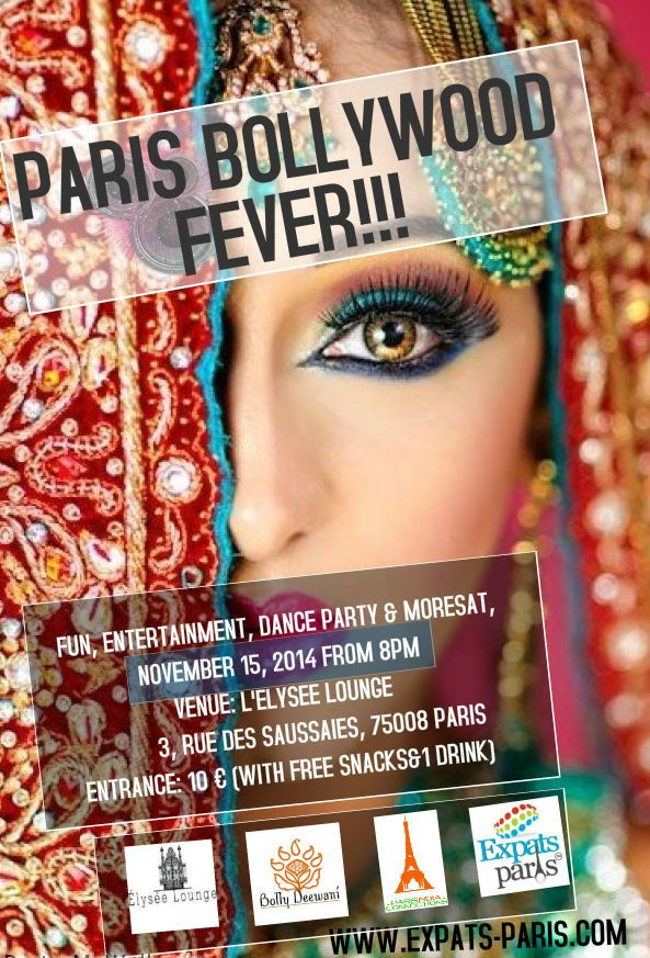 Paris Bollywood Fever