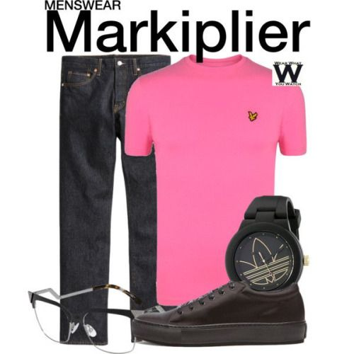 Wear What You Watch • Inspired by YouTuber Markiplier - Shopping info!