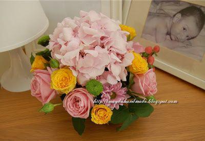 Aranjament floral / Floral Arrangement