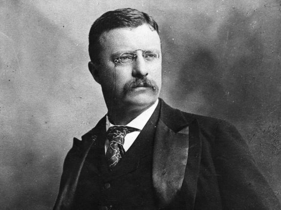WHEN POLITICAL PARTIES SPLINTER Theodore Roosevelt was the 26th president of the United States.
