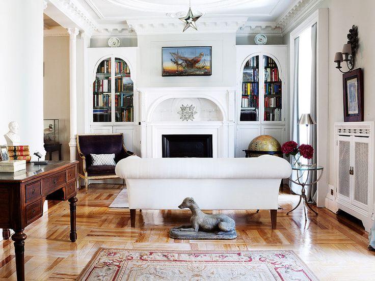 Die besten 25+ Kaminsims aus holz Ideen auf Pinterest Holzsims - moderne holzdecken wohnzimmer