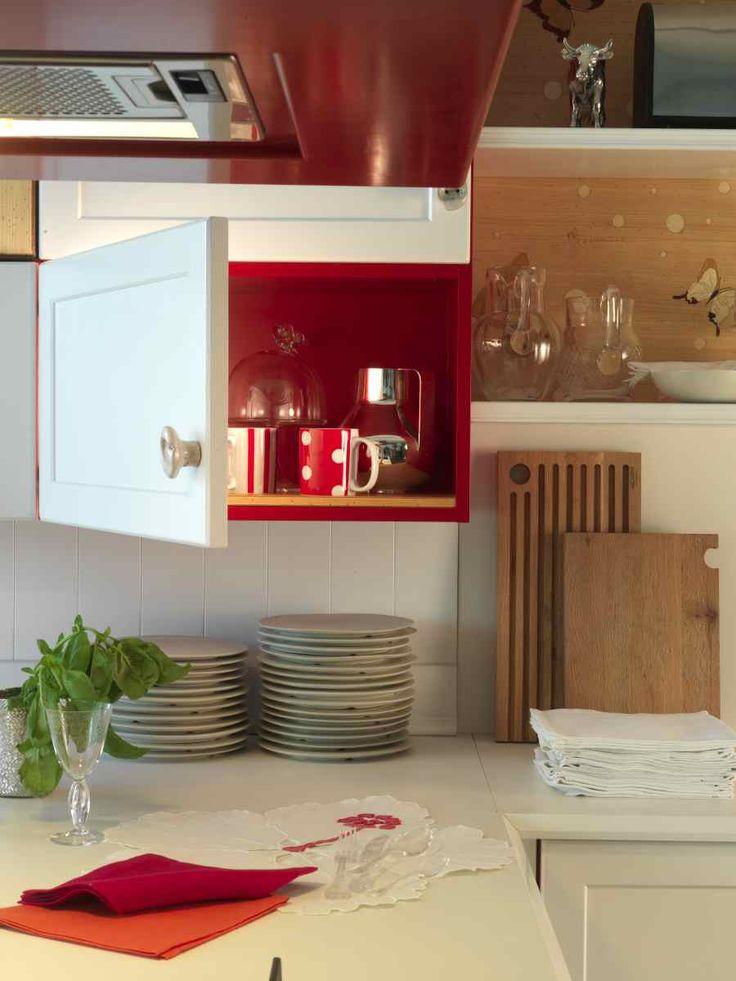 ACQUACOTTA kitchen grande coove model. 100% hand made in Italy www.marchettimaison.com