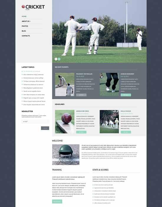 cricket-responsive-wordpress-theme