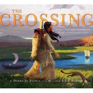New in 2011. The sweetest picture book on the Lewis and Clark Expedition that I've found. Told from the point of view of Sacagawea's baby.