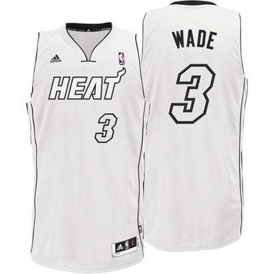 fb6e074ee24 ... low price wade black nba jersey 3 canada outlet adidas miami heat nba  2012 2013 whiteblack
