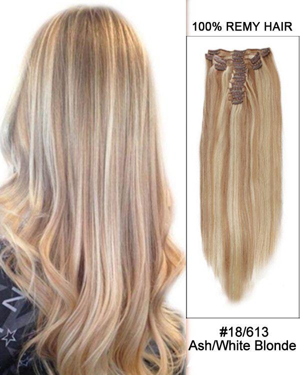 Pin On Feshfen Clip In Hair