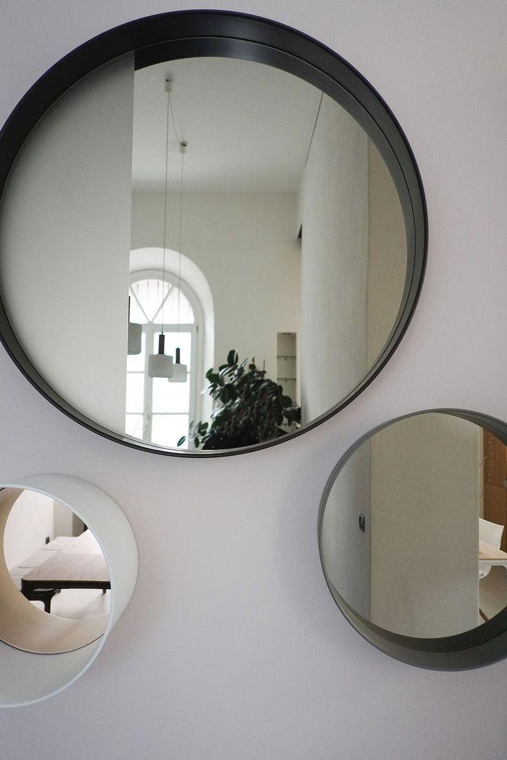 Space intensity in different mirror tones