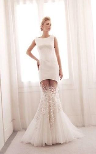 Нестандартные свадебные платья - http://1svadebnoeplate.ru/nestandartnye-svadebnye-platja-3874/ #свадьба #платье #свадебноеплатье #торжество #невеста