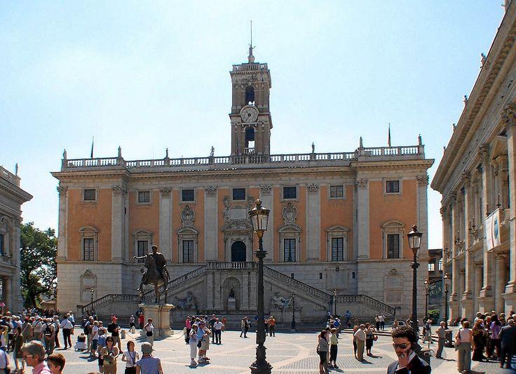 Palazzo Senatorio, Kapitol, Rom