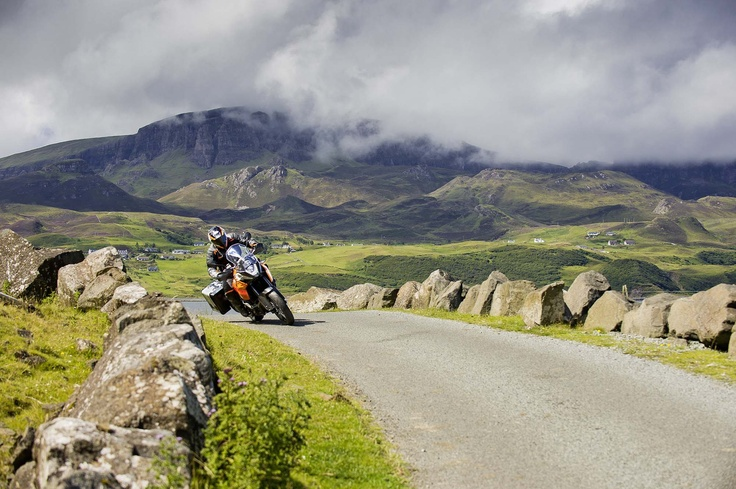 35 Photos of the KTM 1190 Adventure