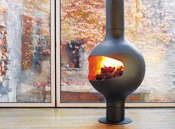 Bathyscafocus | Oblica Melbourne | Modern Fireplace Designs