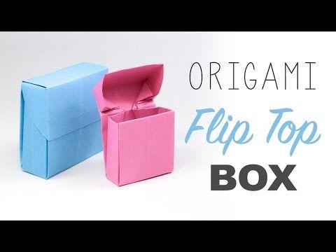 25 best ideas about paper box tutorial on pinterest diy