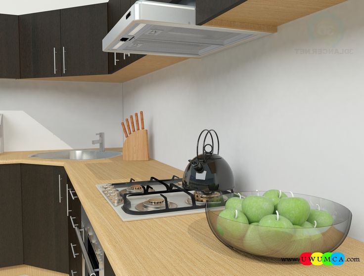 Kitchen:Corona Kitchen Ad Decor Cabinets Furniture Table And Chairs Remodel Kitchens 3d Model Free Download Countertops Layout Worktops Island Design Ideas 3ds Kitchenette Sketchup (3) You Won't Believe How Cool Corona Kitchen's 3D Ad Looks and Other Kitchen 3D Model