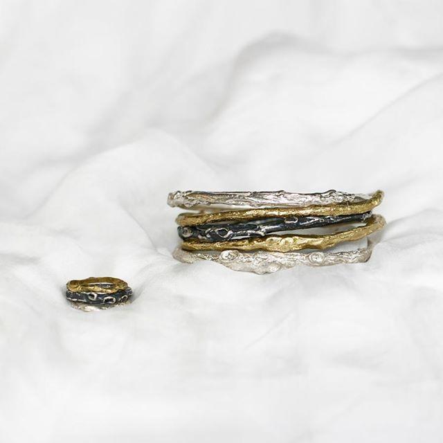Nowa kolekcja bransoletek  Bransoletki # pierścienie # srebrne # mosiądz # forwomen # lato # moda # samkow # annasamkow # projektant # biżuteria # pierścionki # bransoletki # moda # nowakolekcja