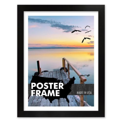 18 x 24 custom poster picture frame select