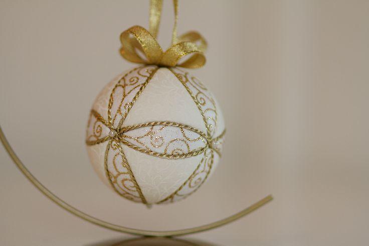 kimekomi ornament