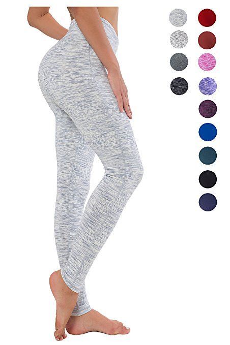 47e63842b65 Queenie Ke Women Power Flex Yoga Pants Workout Running Tights Plus Size  Leggings  Amazon.ca  Clothing   Accessories