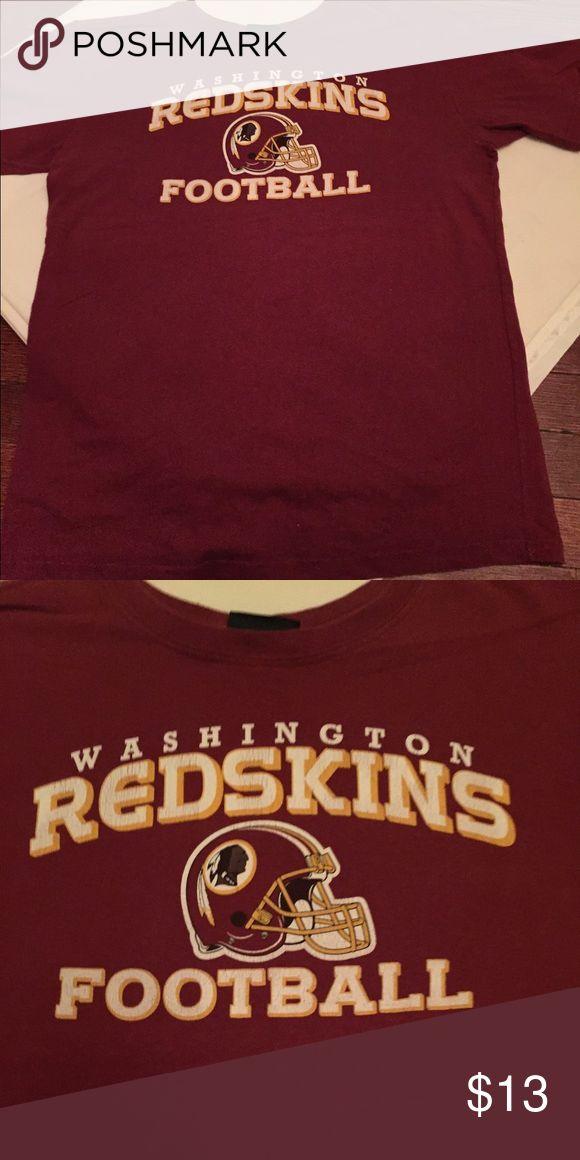 🚨SALE🚨Kids Redskins T-Shirt Kids Redskins T-Shirt  Size XL (18/20) Reebok Shirts & Tops Tees - Short Sleeve