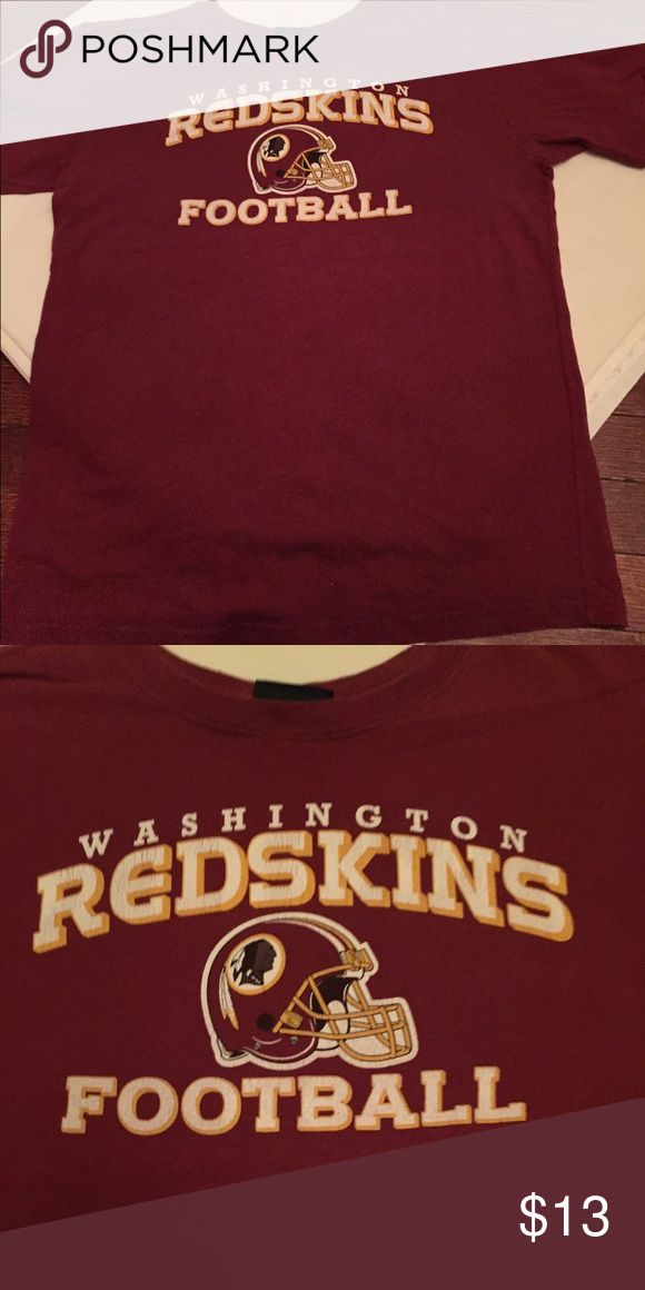 🚨SALE🚨Kids Redskins T-Shirt Kids Redskins T-Shirt  Size XL (18/20) Reebok Shirts & Tops Tees - Short Sleeve
