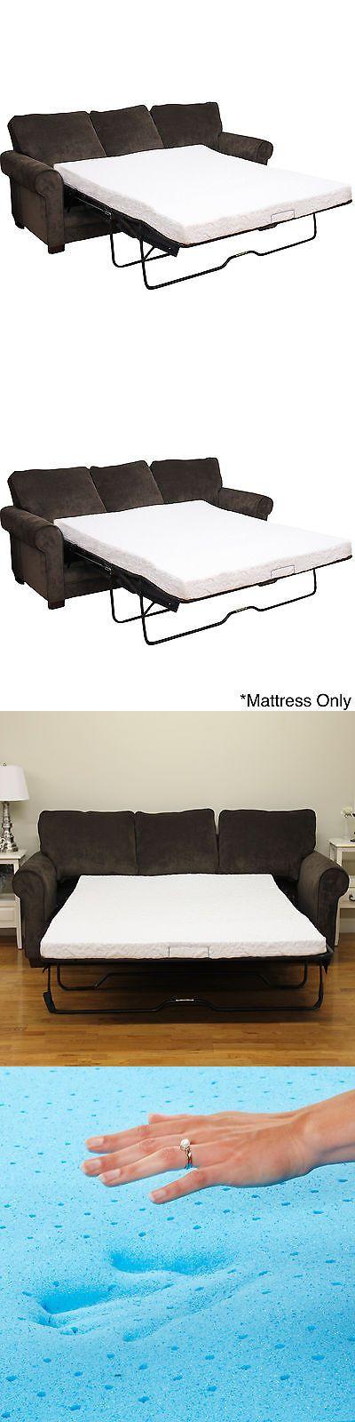 Mattresses 131588: Postureloft Kendall 4.5-Inch Full-Size Gel Memory Foam Sofa Bed Mattress -> BUY IT NOW ONLY: $130.49 on eBay!