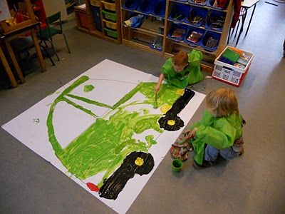 Bienvenidos al Blog del Segundo Jardín de la infancia: el trafico del Tema