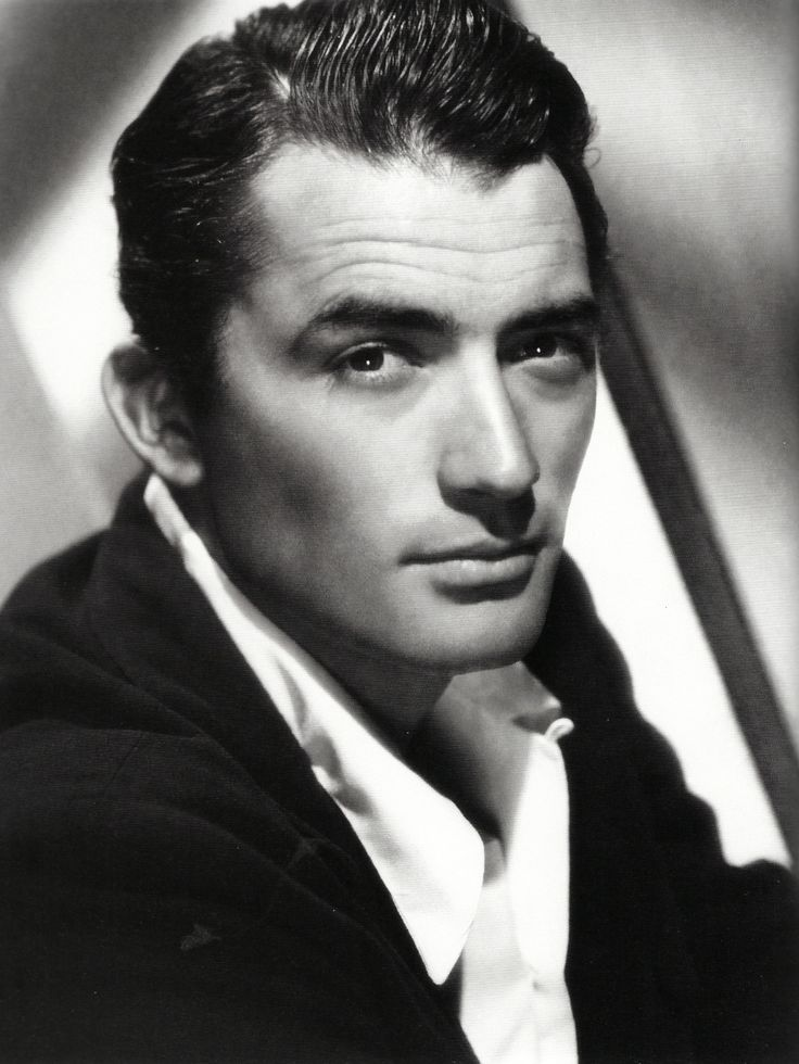 Old Hollywood Glamour ~ Gregory Peck, late 1930s. Starred in one ...