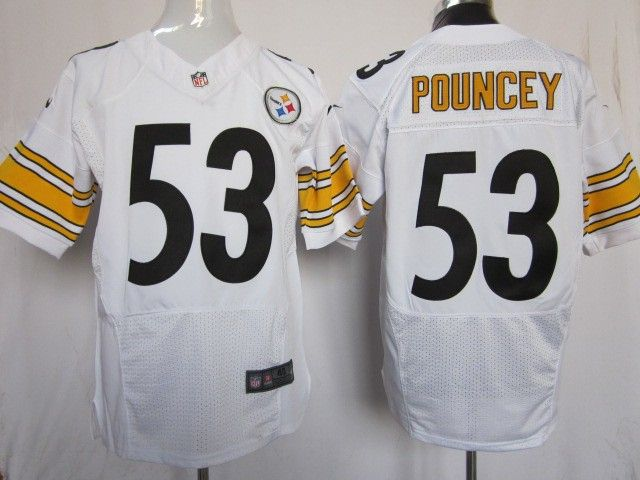 Steelers Jersey Pittsburgh Font Number